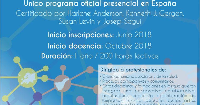 Certificado Internacional de Prácticas Colaborativas y Dialógicas